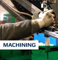 bouton machining laser amp
