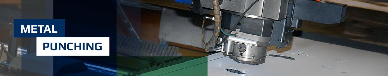 header metal punching laser amp